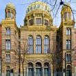 New synagogue in Berlin - Stock Photo