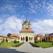 Orthodox church in alba iulia, Transylvania - Stock Photo