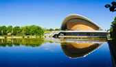 Panorama haus der kulturen der welt — Stock Photo