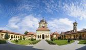 Orthodox church in alba iulia, Transylvania — Stock Photo