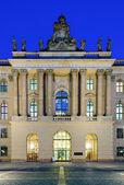 Universidad de humboldt en berlín, alemania — Foto de Stock