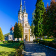 Saint nicholas church in brasov, romania — Stock Photo