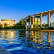 Bundeskanzleramt in Berlin, Germany — Stock Photo
