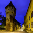 Hermannstadt, transylvania, romania — Stock Photo