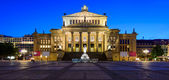 Panorama Konzerthaus, Berlin, Germany — Stock Photo