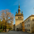 Clock Tower in Sighisoara — Stock Photo #45528797