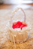 Kosz wesele — Zdjęcie stockowe