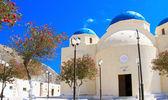 Great Santorini Church — Stock Photo