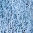 Abstract blue wooden texture — Stock Photo