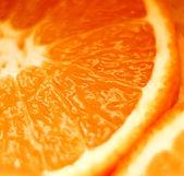 Sliced orange — Stock Photo