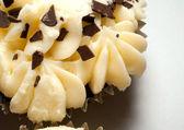 Chokolate cupcake — Stock Photo