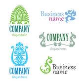 Logo Tree — Stock Vector