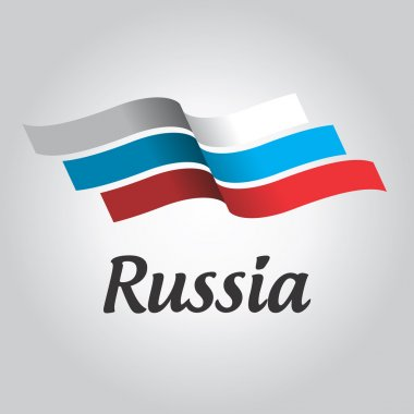Russia flag ,logo