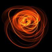 Mesmerizing abstract cosmic background — Stock Photo