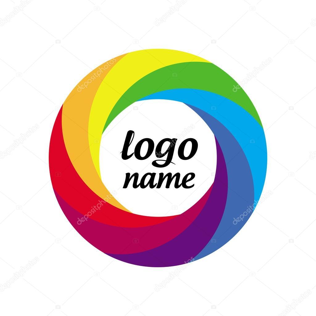 Создаем в фотошопе круглый логотип с декоративным 28