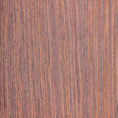 Rosewood wood texture, wood veneer — Stock Photo