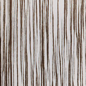 Texture zebrano, wooden background — Stock Photo