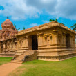 Stock Photo: Great architecture of Hindu Temple dedicated to Shiva, ancient G