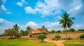 View of the ancient Gangaikonda Cholapuram Temple dedicated to S — Stockfoto