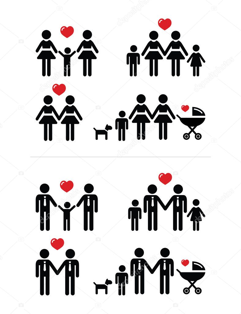 gays raising children statistics