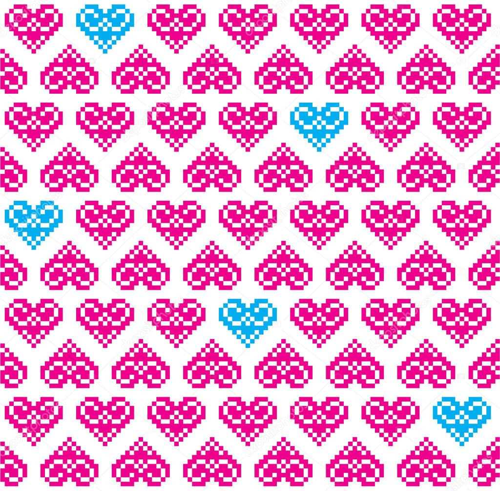 Love background for valentine card  Stock Vector #18157653