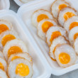 Small Fried egg - Stock Photo