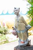 Getrouwd chinese poppen — Foto de Stock