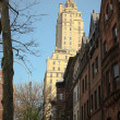 Upper West Side apartments, New York — Stockfoto #12722508