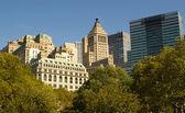 Innenstadt-büros, new york — Stockfoto
