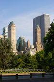 Central Park, New York — Stock Photo