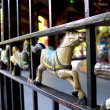 Central Park Carousel, New York — Stock Photo