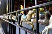 Central Park Carousel, New York — Stock Photo