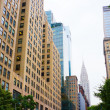 Midtown Manhattan buildings, New York — Foto de Stock