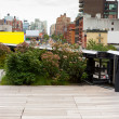 High Line Park Chelsea, New York — Stock Photo #15680377