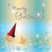 Christmas background (eps10) — Stock Vector
