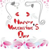 Valentine (eps10) — 图库矢量图片