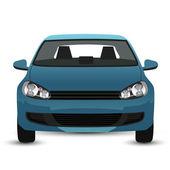 Vector Car — Stock Photo