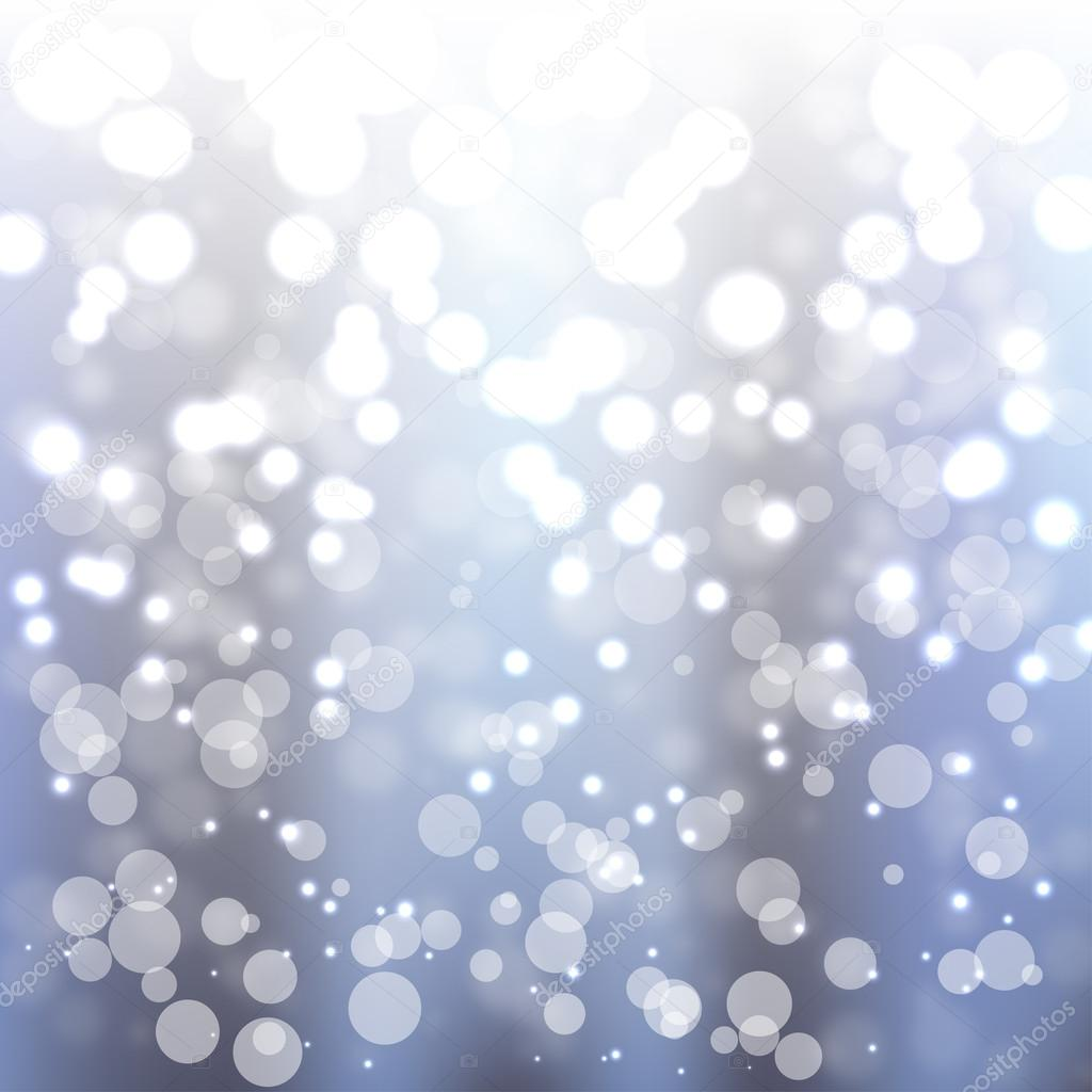 Bokeh Background Vector Vector Christmas Bokeh