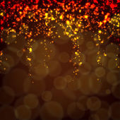 Blur Christmas Background — Vector de stock