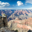 Stock Photo: Grand canyon