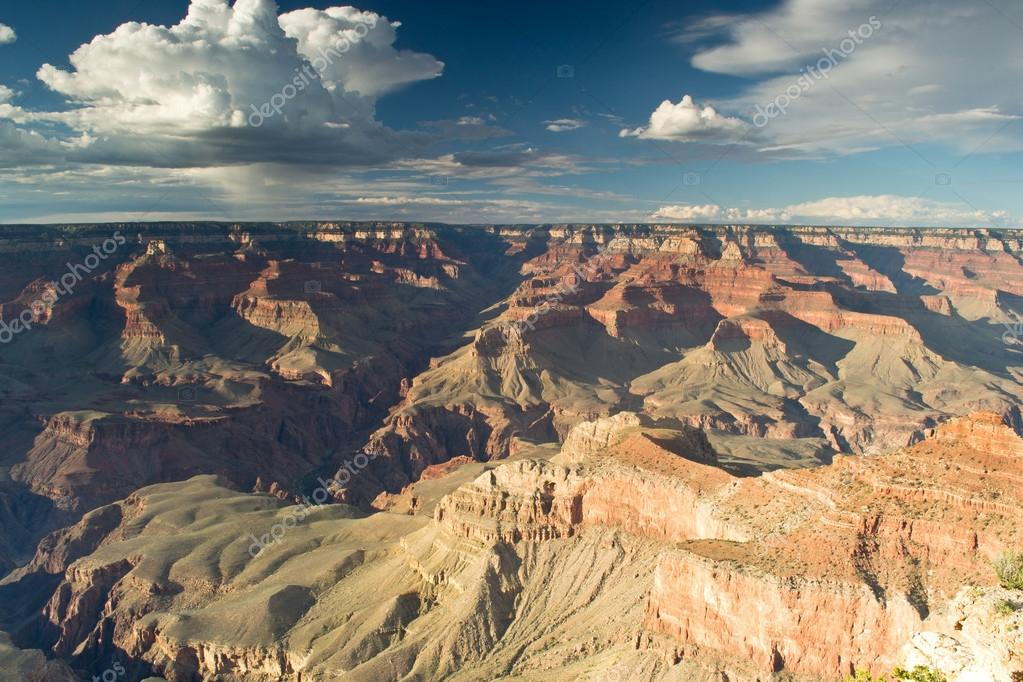 View of grand canyon national park — Stock Photo #12688907