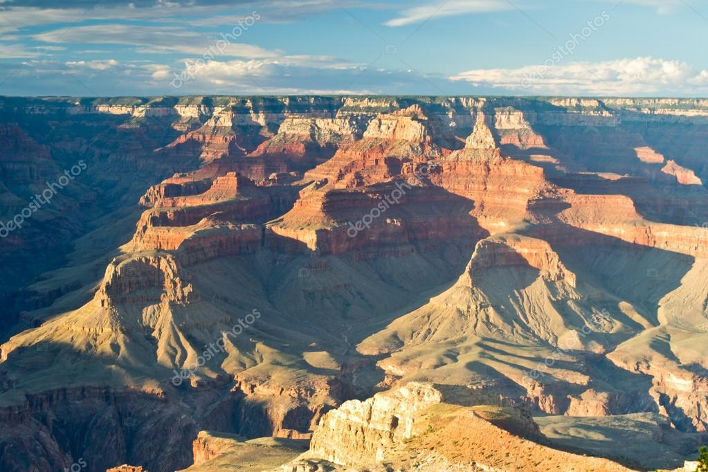 Grand canyon,arizona,USA-august 5,2012:view of grand canyon national park — Stock Photo #12688948