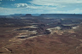 Canyonlands,island in the sky — Stock Photo