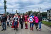 The avengers — Stock Photo