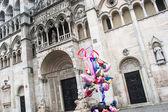 Ferrara-katedralen — Stockfoto