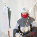 ������, ������: Man in medieval armor
