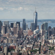 NY skyline — Stock Photo
