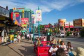 City of Niagara — Stock Photo