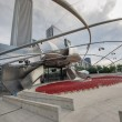 jay pritzker pavilion — Stock Photo #33109701