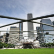 jay pritzker pavilion — Stock Photo #33559605